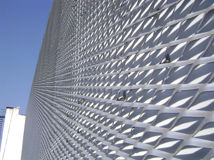 Expanded Metal U0026 Perforated Sheets U2013 Ideas And Custom Made Individual  Products   News