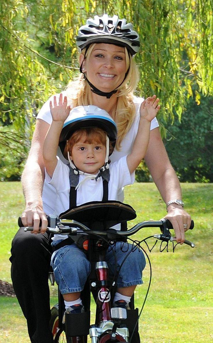WeeRide Kangaroo előre felhelyezhető biztonsági gyerek bicikliülés Ár: 22 500 Ft