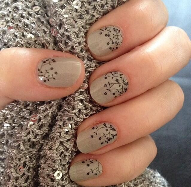 Simple Elegant Fall Nail Designs: 1000+ Ideas About Simple Elegant Nails On Pinterest