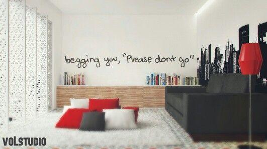 Begging you