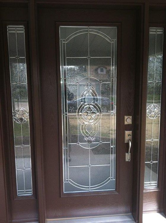 Front Door With Sidelights Front Doors With Side Lights