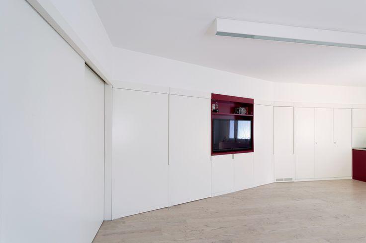 Hidden kitchen  photo Stefania Garatti