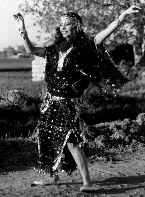 Egyptian Belly Dance Star Mona Al Said