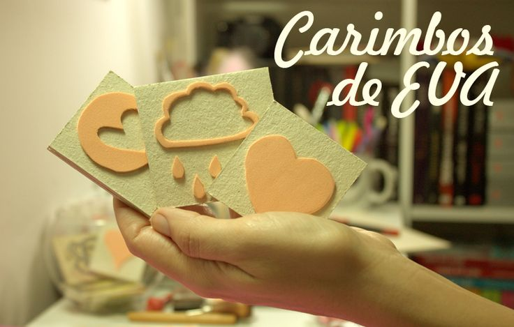 {Drops} Carimbos em EVAPOSTS RELACIONADOS