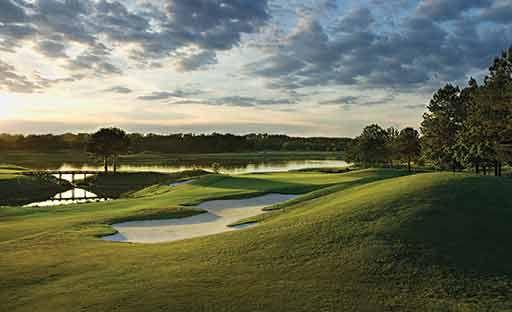 RTJ Golf Trail / Capitol Hill (Legislator) - Prattville, AL (great course, 3 championship courses on site, a must play, near Montgomery
