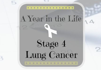 One woman's amazing journey living with Stage 4 Lung Cancer.