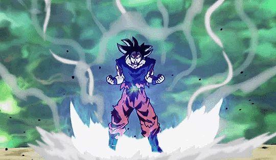 UI Goku