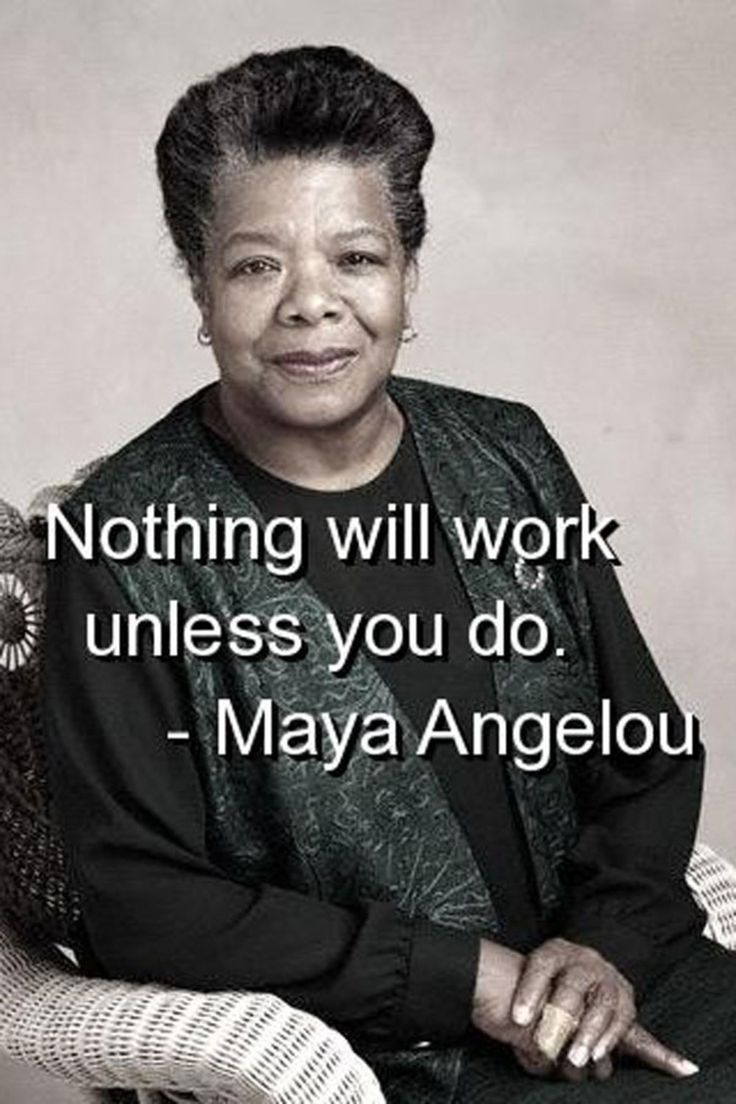 maya angelou an inspirational writer and Dr maya angelou (her preferred title) wrote six memoirs about her life up to the age of 40, the most celebrated of which was i know why the caged bird sings, published in 1969 an inspirational .