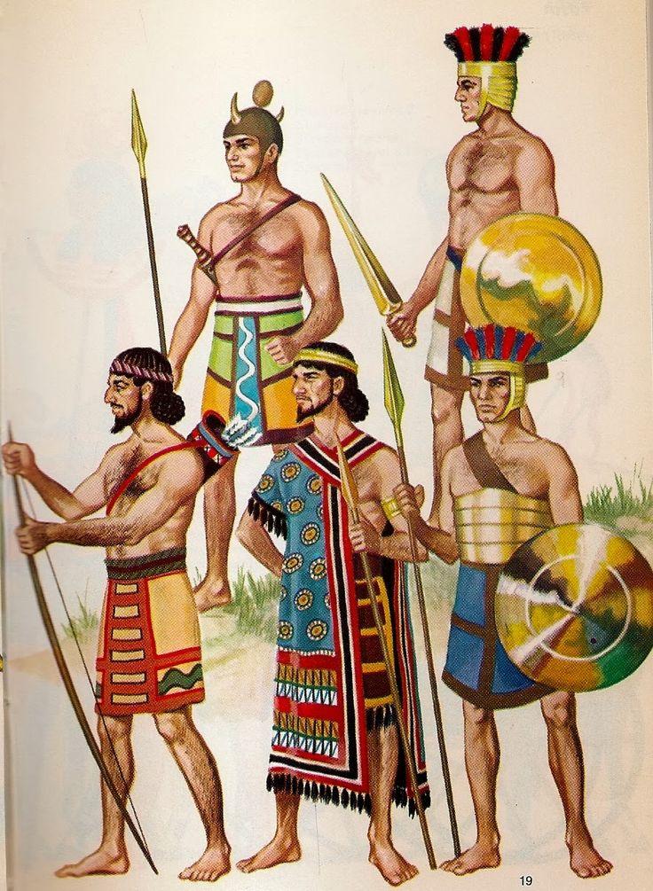SEa Peoples (Canaanites?)