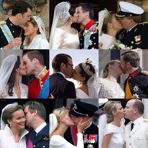 Нескромный пост: Королевский поцелуй
