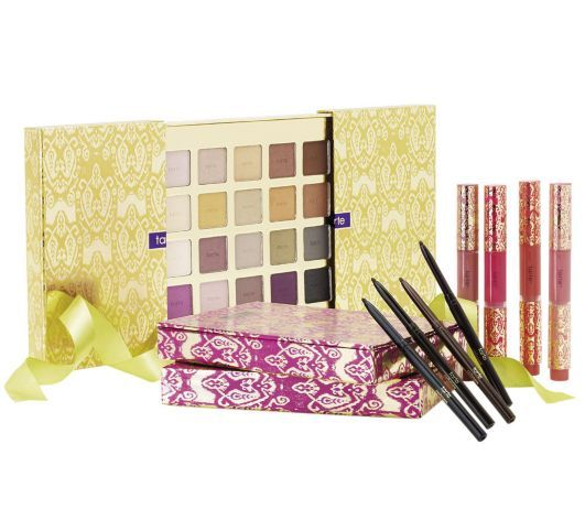 Tarte Treat Yourself to Gorgeous 28 Piece Color Collection QVC Today's Special Value