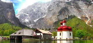 Duitsland reizen en vakantie: Vakantie Oberbayern typisch Beieren