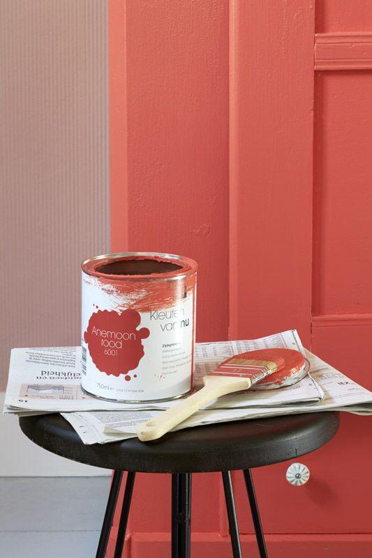 KARWEI   Met een likje verf is een oude kast zo weer als nieuw #verf #kleur…