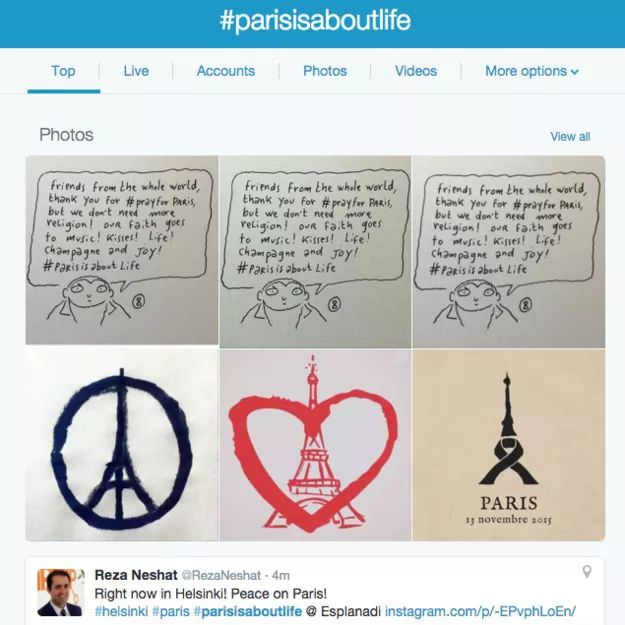 A Cartoonist Created A Beautiful Cartoon Asking People Not To Pray For Paris