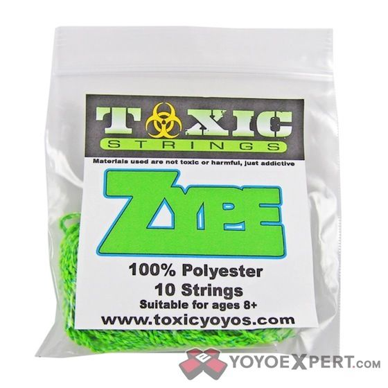Toxic strings Zype on yoyoexpert but any type of string is awesome!