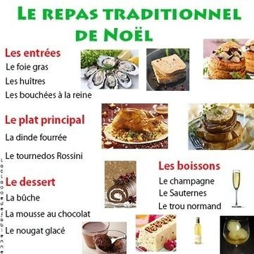Menu Traditionnel De Noel.Mi Blog De Frances Le Repas Traditionnel De Noel