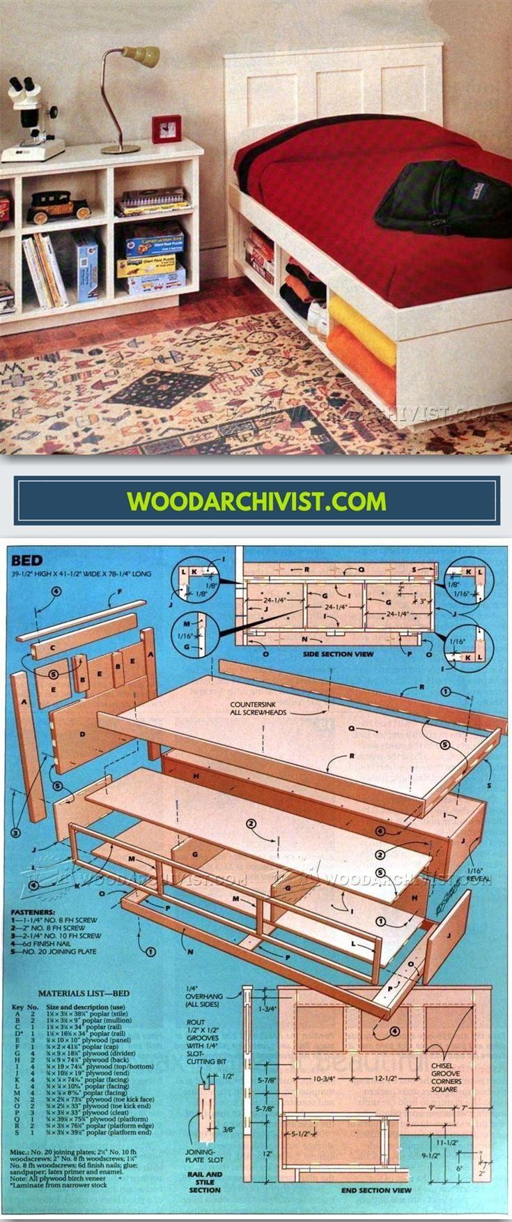 42++ Kids bedroom furniture plans ideas