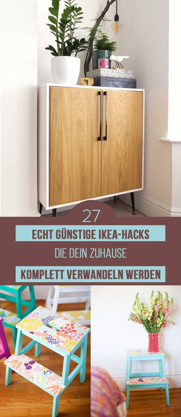 27 Stilvolle Ikea Hacks Die Dein Zuhause Total Fancy Aussehen Lassen Ikea Mobel Pimpen Mobel Zum Selbermachen Haus Deko
