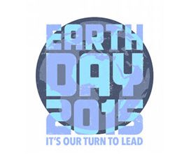 We celebrate Earth Day 2015: Reduce, Reuse, Recycle, Replenish, Restore. It's our time to lead. hbu?
