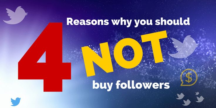 What's more important, 10,000 fans or followers, or 100 who will actually engage with you?  Here are 4 Reasons Why You Should Not Buy Followers