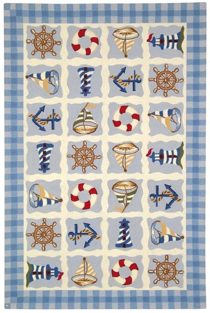 Classroom Decor Rugs : Nautical carpet rugs mark gonsenhausers rug