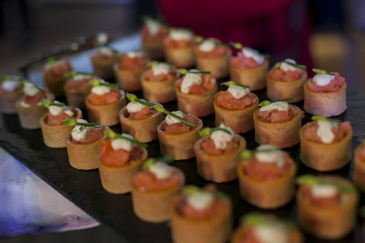 Silver Spoon Catering - Thank you for the mouth watering canapes.