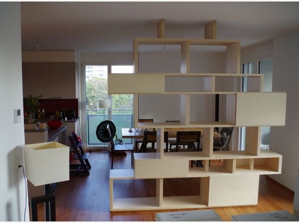 S parateur pi ce biblioth que google search d co - Meuble separation de pieces design ...
