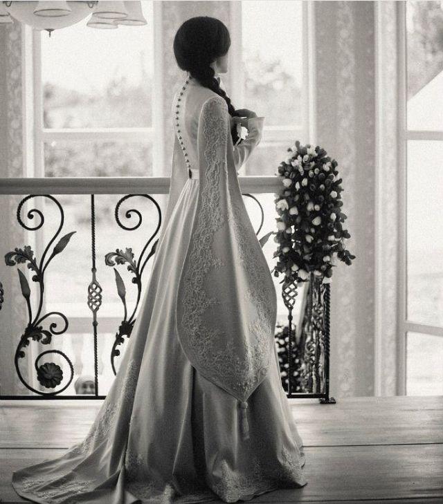 circassian adigha wedding dress