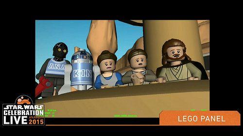LEGO Star Wars Droid Tales #Lego #StarWars #GuerreStellari #LegoStarWars #C3PO #R2D2