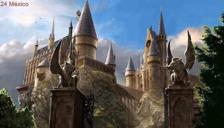 Fans de Harry Potter exploran Hogwarts de manera digital