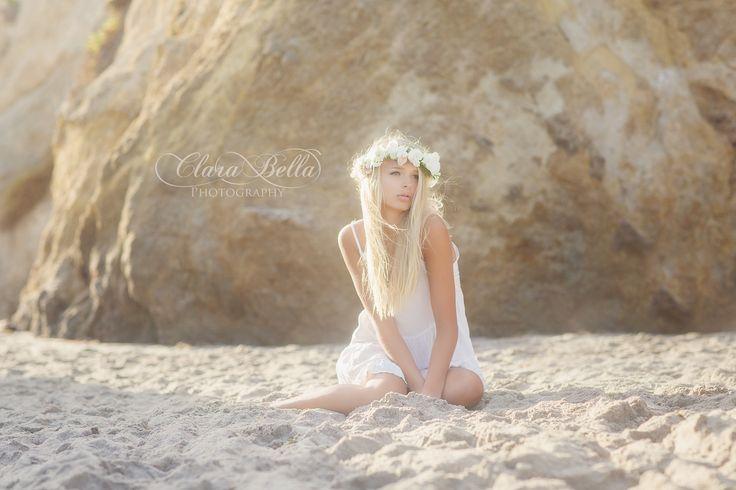 Kylie {Senior '15} Los Angeles Senior Photographer | Clara Bella Photography | Los Angeles Lifestyle Photographer | Malibu, California | El Matador Beach
