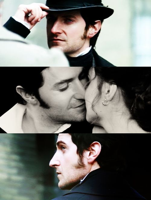 Mr. Thornton, my favorite :) like seriously Richard Armitage is amazing.