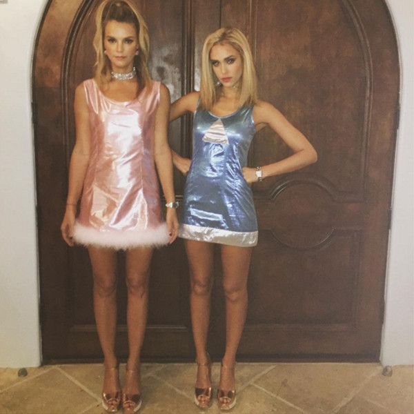 Jessica Alba, Romy and Michele's High School Reunion, Halloween
