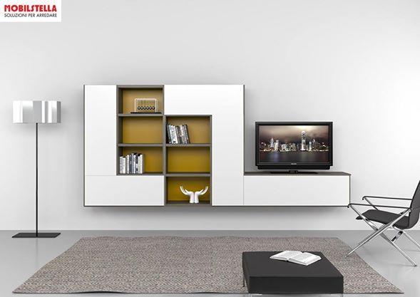 meuble tv suspendu plus meuble tv suspendu una delle 01 living book 01 ...