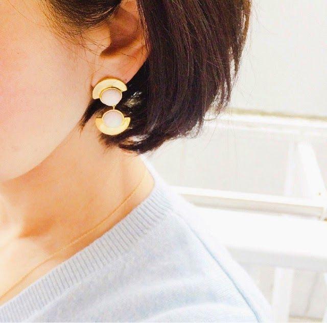 blog@fabCouture.com: ●大人も着けられて、遊び心のある可愛いデザイン♪【Lizzie Fortunato Jewels/リ...