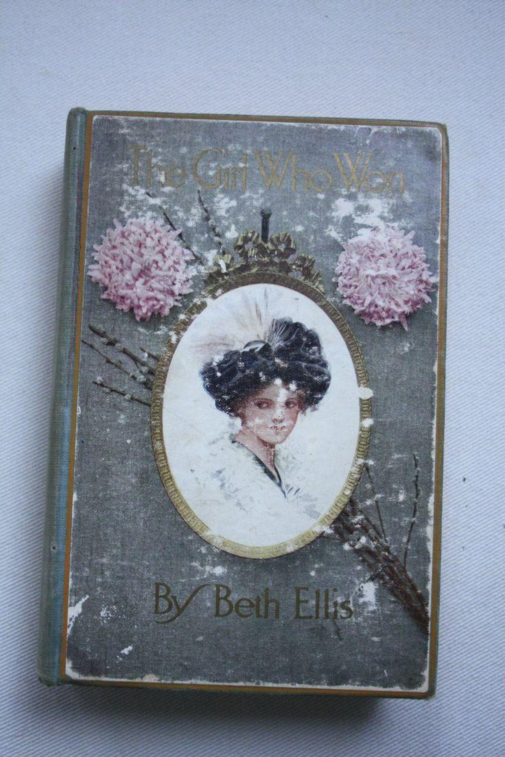 The Girl Who Won by Beth Ellis by TheKindLady on Etsy