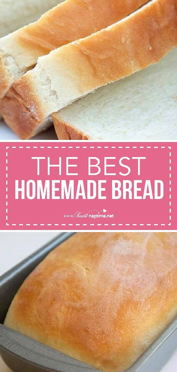 Homemade Bread Recipe Bread Recipes Sandwich Bread Recipes