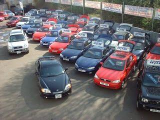 El Negocio de venta de carros usados en caída. | IDEAS DE NEGOCIO