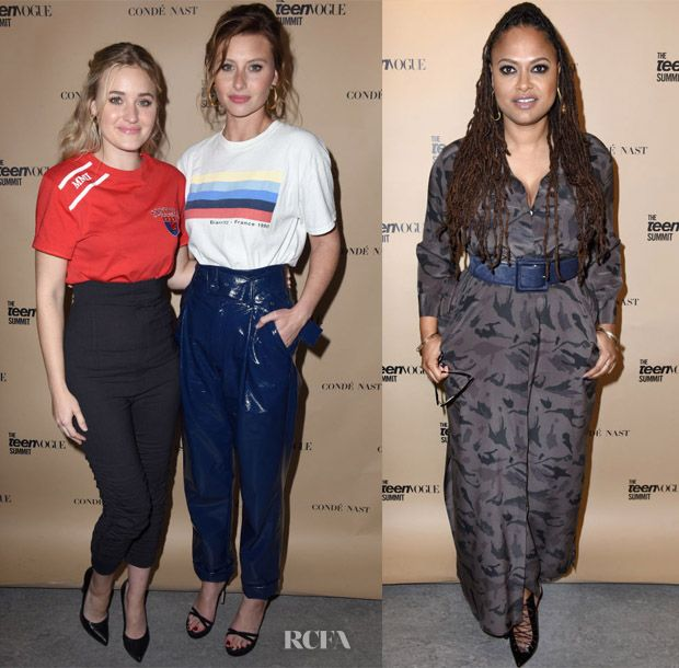The Teen Vogue Summit LA: Keynote Conversation - Red Carpet Fashion Awards
