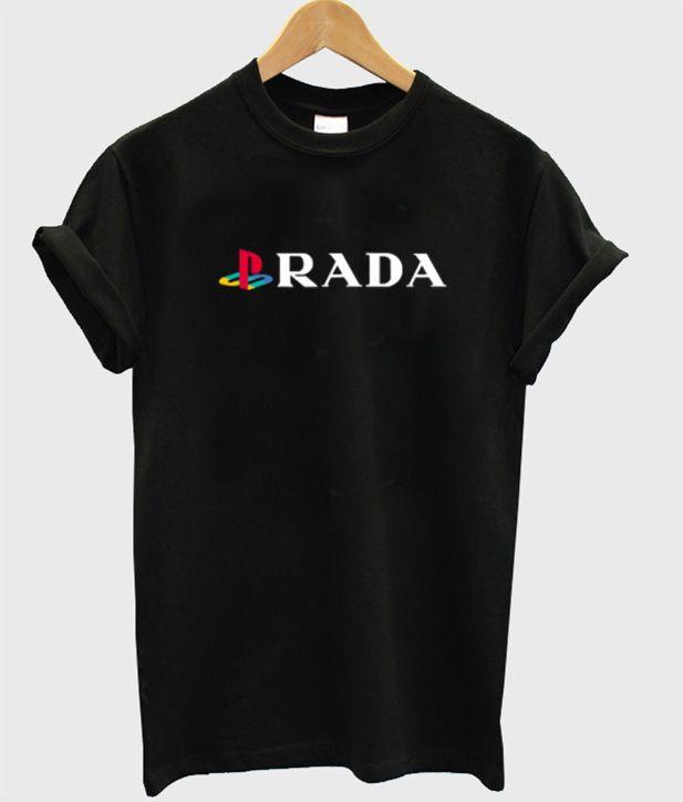 Playstation Prada T-Shirt