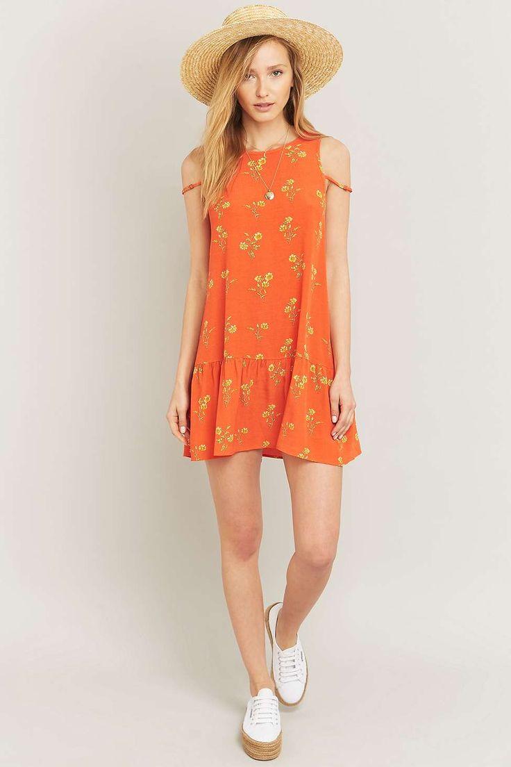 Minkpink Honey Blossom Printed Swing Dress