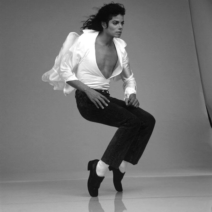 Michael Jackson...ok, he went a bit nuts, but cannot deny the sheer genius of the man!!!  LVE!!!