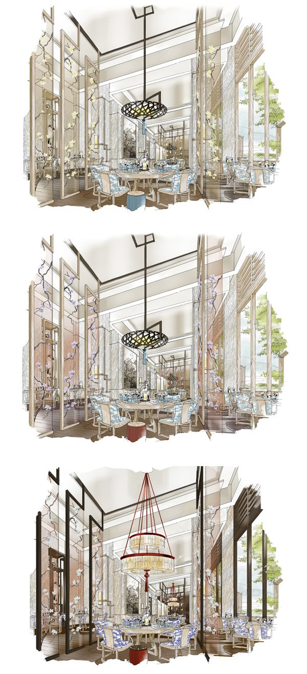 Interior Design Color Sketches 523 Best P L A N & D R A W I N G Images On Pinterest