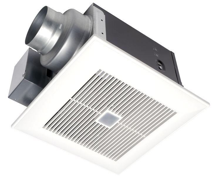 The Art Gallery Bathroom Exhaust Fan Automatic
