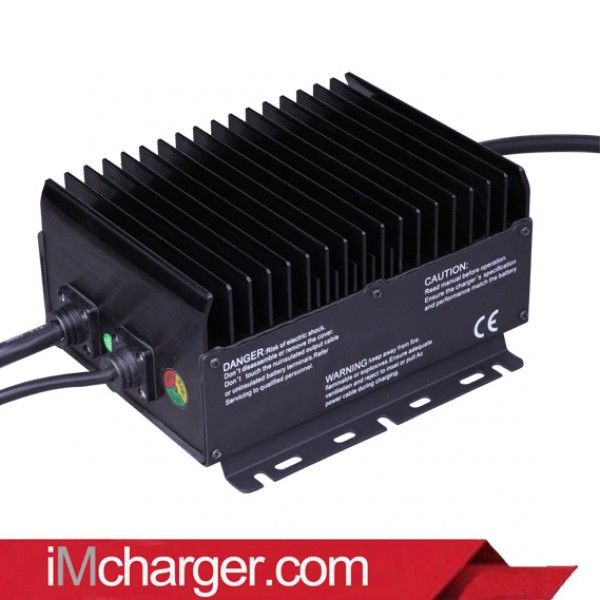 24 V 10 A  smart battery charger for Yale®  Lift Trucks Range
