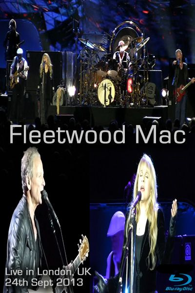 Go Your Own Way :: Fleetwood Mac UK | London, UK (24th Sept 2013)