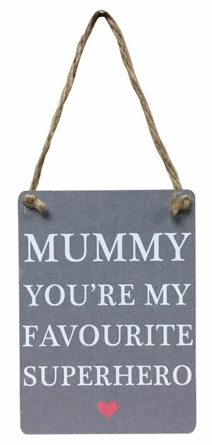Check out Feeling Quirky Gifts: Mummy You're My F... Click here! http://www.feelingquirky.co.uk/products/mummy-youre-my-favourite-superhero-metal-sign?utm_campaign=social_autopilot&utm_source=pin&utm_medium=pin