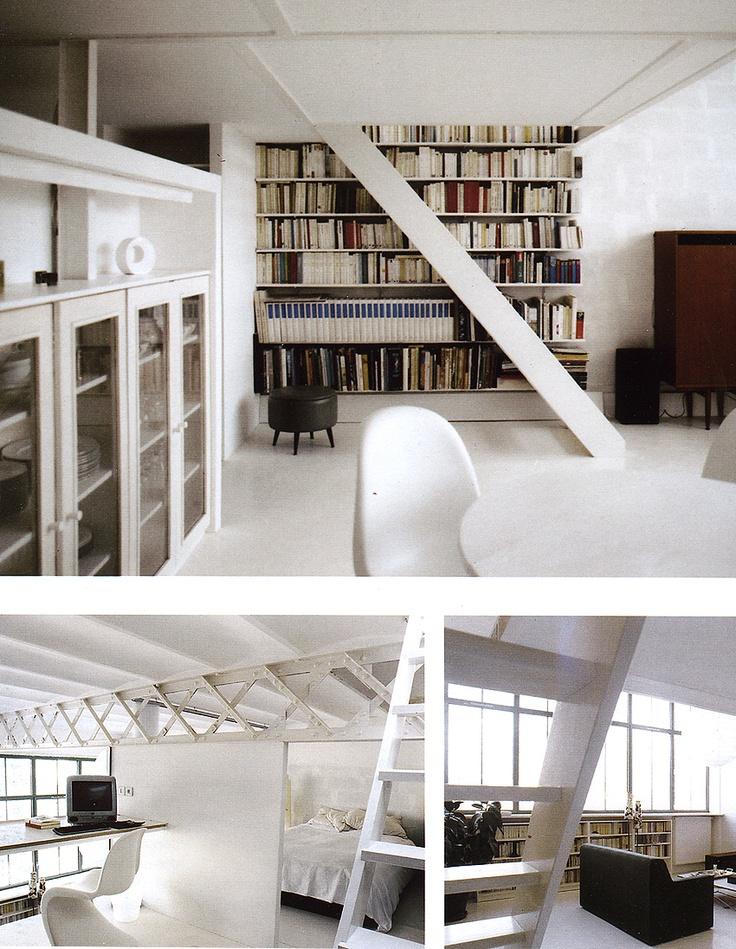 Fantastisch Innenarchitektur Industriellen Stil Karakoy Loft ...