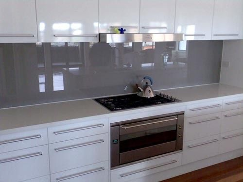 White Kitchen Grey Splashback the 25+ best kitchen glass splashbacks ideas on pinterest | glass