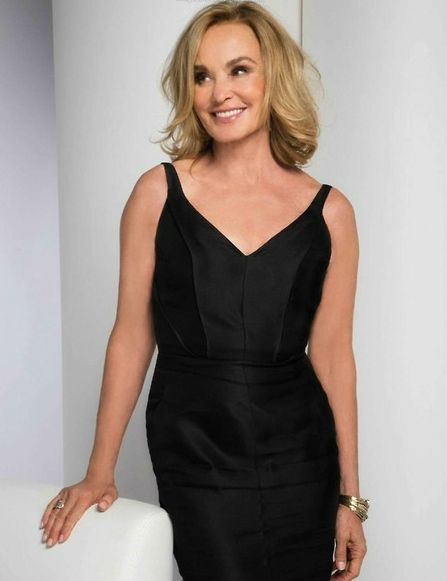 MY LIFE GOAL IS TO BE AS GORGEOUS AS JESSICA LANGE BUT THATS IMPOSSIBLE
